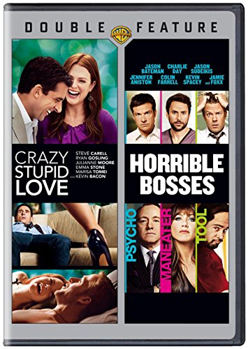 Crazy Stupid Love / Horrible Bosses (With UV Digital Copy)