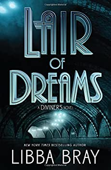 Lair of Dreams by Libba Bray Horrible Monday SFF Reviews