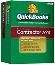 quickbooks contractor version