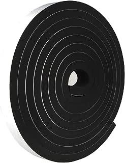 Hxtape High Density Foam Tape,Single Side Adhesive,Soundproofing Waterproofing Insulation Foam Gasket Tape Weather Strip (1/2