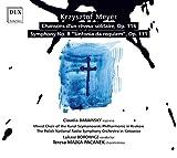 Meyer: Sinfonie Nr. 8 Sinfonia da Requiem Op.111 / Chansons d'un Reveur Solitare