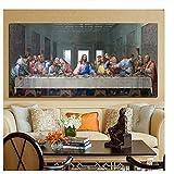 Suuyar Leonardo Da Vinci's Das letzte Abendmahl Poster und
