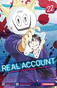 Real Account Edition simple Tome 22
