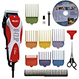 Wahl Professional Animal Deluxe U-Clip Pet, Dog, & Cat Clipper &...