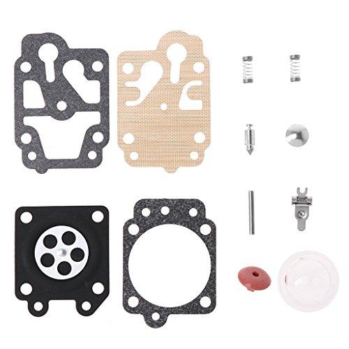 TEBI Carburador Kits de reparación de carburador Junta de cortador de cepillo para carburadores 40-5 / 44F-5 34F