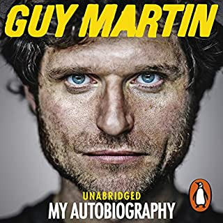 Guy Martin cover art