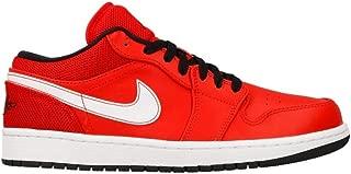 Air Jordan 1 Low Shoes 553558-600 University Red