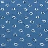 Softshell Magic Reflektion, Sternchen, blau (50cm x 145cm)