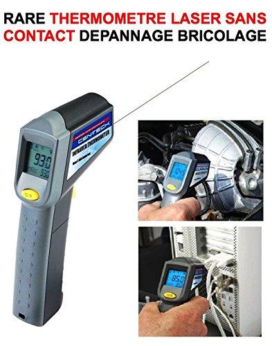 LCM2014 Genial Non-Contact Laser Thermometer Diagnostic Immediate Raid Preparation 4X4 Donaldson Topspin Snorkel False