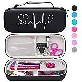 Bovke Stethoscope Hard Case for 3M Classic III, Lightweight II S.E, Cardiology IV, MDF Aco...