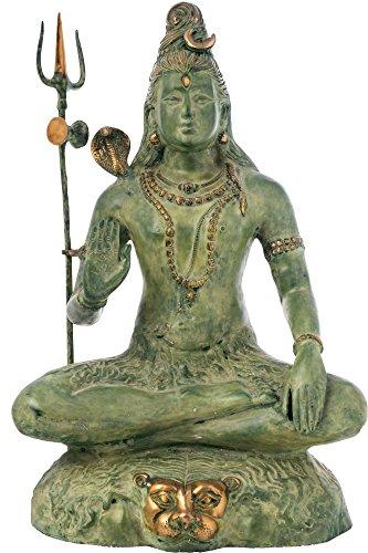 Lord Shiva - Brass Statue