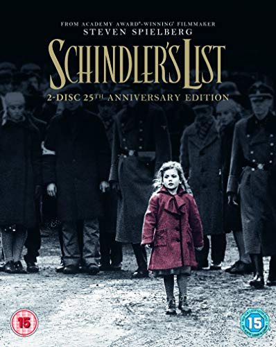 Schindler's List - 25th Anniversary Bonus Edition (Blu-ray) [2018] [Region Free]