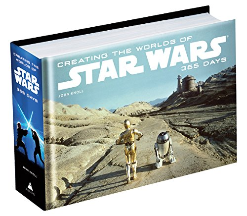 Abrams & Chronicle Books Creating the Worlds of Star Wars: 365 Days, mehrfarbig, 7049