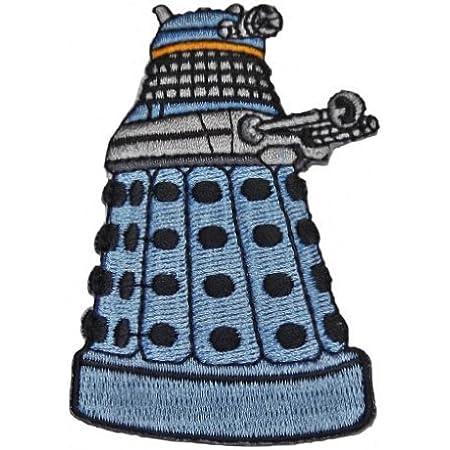 Doctor Who TARDIS St John Ambulance Symbol 2 1//2 Patch