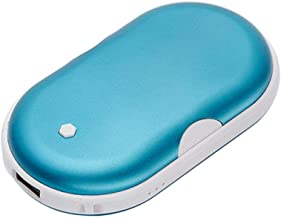 Flickering Rechargeable/Reusable Hand Warmer 5200mah USB Mobile Power for Party Outdoor Camping ski Mountain