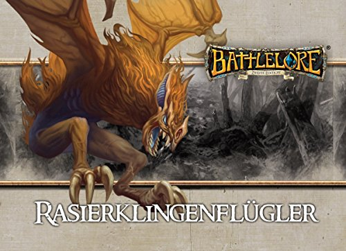 Fantasy Flight Games FFGD0008 Battlelore 2. Ed.: Rasierklingenflügler