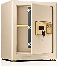 Master Lock Fireproof Safe Home Steel Security Safe Box,Biometric Fingerprint Quick-Access Safe,Lock Box Cabinets,Solid St...