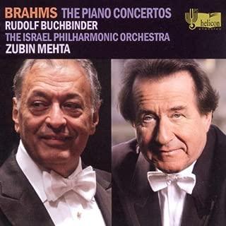 Brahms: The Piano Concertos Nos. 1 in D Minor, op. 15 & 2 in B Flat Major, op. 83
