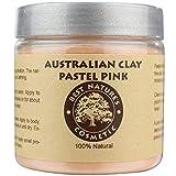 Australian Pastel Pink Clay 100% Pure Natural | Pink Facial Clay | Australian Pink Clay Mask 8 oz / 240 ml