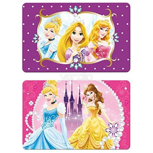 Princess Disney - Tovaglietta 3D (Suncity DPB101019)
