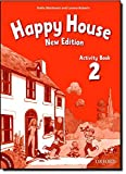 Happy House: 2 New Edition: Activity Bk + Pack (Happy Second Edition) - Stella Maidment