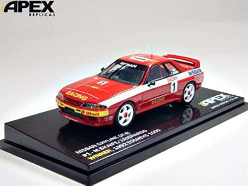 APEX REPLICAS 1 43 Nissan Skyline GT-R 1992   1 (japan import)