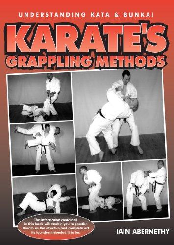 Karate's Grappling Methods (English Edition)