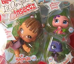 Bratz Lil' Angelz Insectz ~ Yasmin with Ladybug and Spider