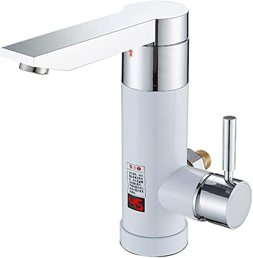 Amazon Com Xl Jun Instant Water Heater Household Hot Water Faucet Kitchen Color B Home Kitchen