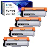 LxTek Compatible Reemplazo para Brother TN2320 TN2310 TN-2320 TN-2310...