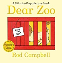 Dear Zoo (Lift the Flap Picture Book)