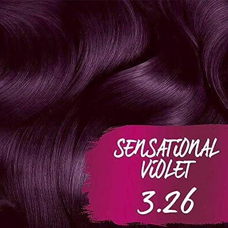 Garnier Color Sensation Vivids 3.26 Sensational Violet Tinte ...
