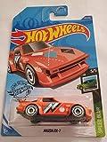 Hot Wheels 2020 Speed Blur Mazda RX-7, Orange 130/250