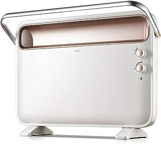 heater Radiador móvil, Impermeable y silencioso, Ultrafino, 2 Modos de Temperatura