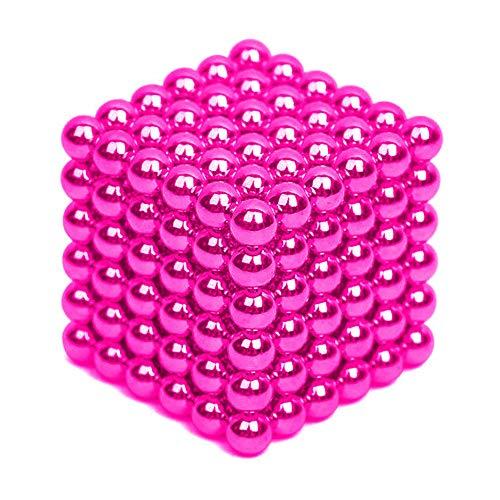 MeterMall Top 216 stks 5mm diy magische magneet magnetische blokken ballen bol kubus kralen puzzel gebouw speelgoed stress reliever