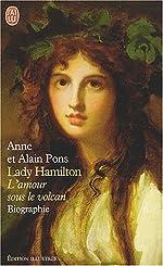 Lady Hamilton - L'amour sous le volcan d'Anne Pons