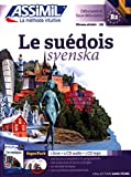 Le Suédois Superpack (livre+4CD audio+1Cd mp3)