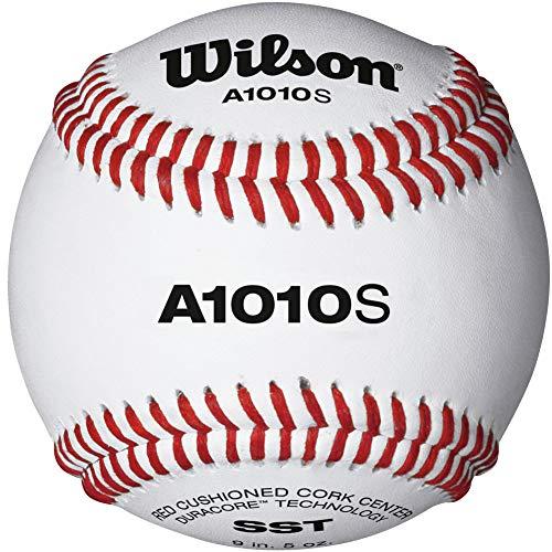 Wilson Practice and Soft Compression Baseballs, A1010, Blem (One Dozen)