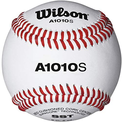 Wilson Practice and Soft Compression Baseballs, A1010, Blem (One Dozen)
