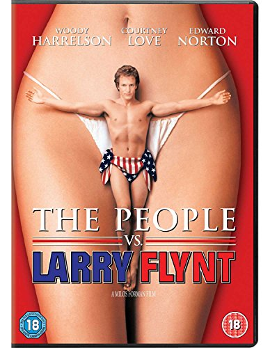 The People Vs. Larry Flynt [Italia] [DVD]