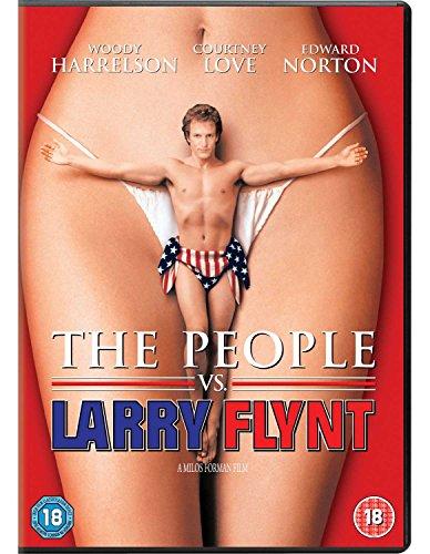 The People Vs. Larry Flynt [Italia] [DVD]