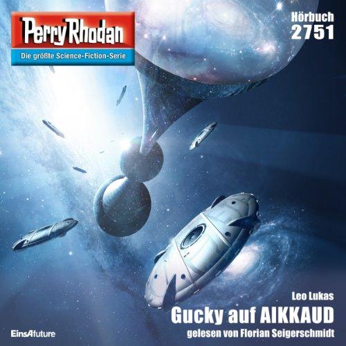 Gucky auf AIKKAUD audiobook cover art
