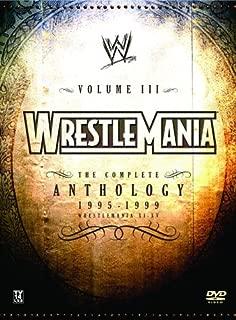 WWE WrestleMania: The Complete Anthology - Volume 3