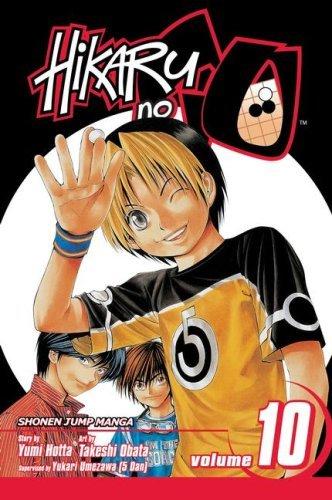 By Hotta, Yumi [ Hikaru No Go, Volume 10 (Hikaru No Go (Paperback) #10) ] [ HIKARU NO GO, VOLUME 10 (HIKARU NO GO (PAPERBACK) #10) ] Aug - 2007 { Paperback }