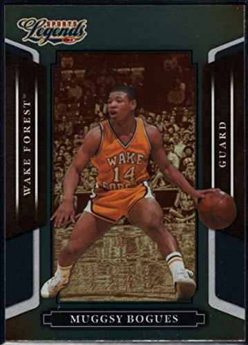 MultiSport MultiSport 2008 Donruss Sports Legends #112 Muggsy Bogues NM-MT