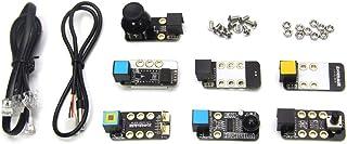 MakeBlock - Electronic Add-on Pack for Starter Robot Kit - DIY Maker Open Source BOOOLE [並行輸入品]