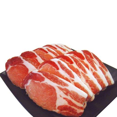 アメリカ産豚ロース肉80g10枚入