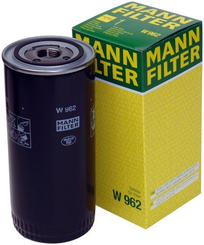 Mann Filter W962 filtro de aceite lubricante