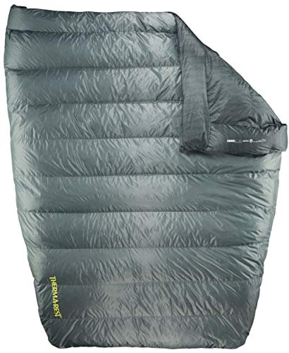 Therm-a-Rest Vela 2-Person Puffy Down Camping Quilt