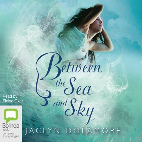 Between the Sea and the Sky audiobook cover art